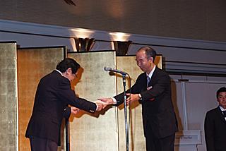 二科会写真部創立60周年記念式典