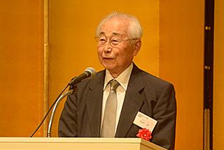 公益社団法人二科会 理事長・田中 良様のご祝辞